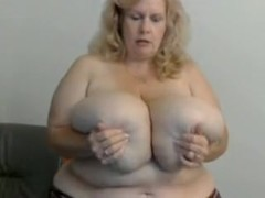 I want you to feel my big tits