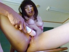 Crazy Japanese model Yuri Sato in Amazing JAV uncensored Dildos/Toys movie
