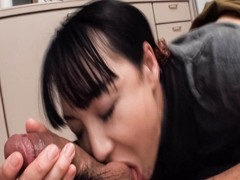 Horny Japanese girl Miho Wakabayashi in Best JAV uncensored Fingering scene