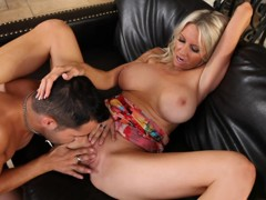 Seduced by a cougar Emma Starr