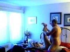 Unsuspecting Angel Filmed On Spy Webcam Fucking Some Other Boy