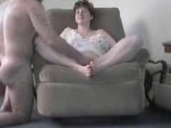 Got this chair from her mature and its a great fuck chair wager my mature in law was being drilled i