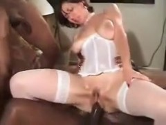 Swinger wife banged by fantasy paramours