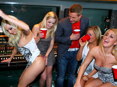 Friend Kay, Bella Cole, Britney Amber - Giant Fans, or Groupies?