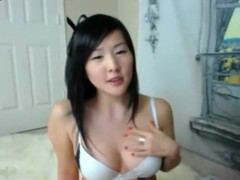 Young cute Asian girl live Masturbation homemade Ver02 - Asian Webcam 2014120102