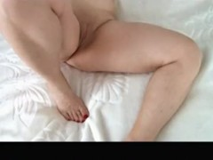 Prego lady showing off her body