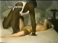 Cuckold couple has a pregnant wish. they're so happy, when they see the black guy's sperm in her pus