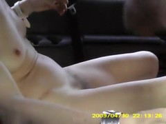 Epic amateur mature couple fucking missionary style session from 2009