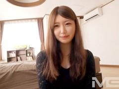 Amateur AV experience shooting 828 Mizutani Erina 24-year-old cafe clerk