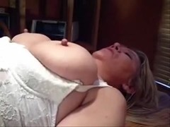 White jism in the morning (part 4of6) ; take up with the tongue her vagina