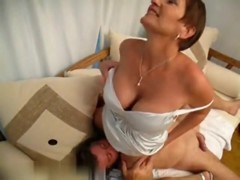 My wife Tasmin gets her pussy pounded real hard