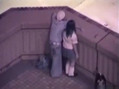 Voyeur tapes multiple asian couples fucking in public compilation