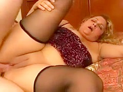 I'm ass-fucking a slut in chubby amateurs video