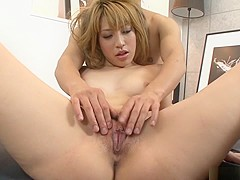 Best Japanese whore Hatsuka Kobayashi in Crazy JAV uncensored Threesomes video