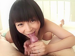 Fabulous Japanese whore Nozomi Hazuki in Incredible JAV uncensored POV video