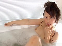 Horny Japanese slut Kanae Serizawa in Best JAV uncensored Masturbation scene
