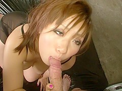 Crazy Japanese girl Neiro Suzuka in Amazing JAV uncensored Blowjob movie