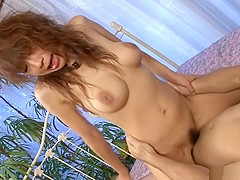 Fabulous Japanese whore Asuka Ishihara in Incredible JAV uncensored Hairy video