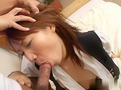 Fabulous Japanese whore in Incredible JAV uncensored Creampie video