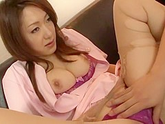 Manami Osawa Uncensored Hardcore Video with Creampie, Dildos/Toys scenes