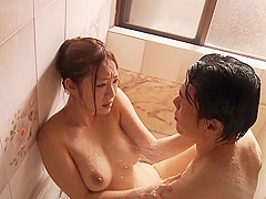 Minori Hatsune in Fucked in Front of the Husband part 2.2