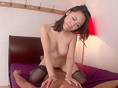 Best Japanese whore Marina Isshiki in Horny JAV censored MILFs, Big Tits video