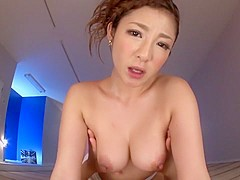 Best Japanese whore Minori Hatsune in Exotic fingering, big tits JAV video