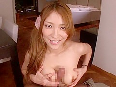 Hottest Japanese chick Kokomi Sakura in Amazing JAV censored POV, Hairy scene