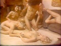 Amazing facial vintage scene with Sarah Lorhman and Molly Seagrim