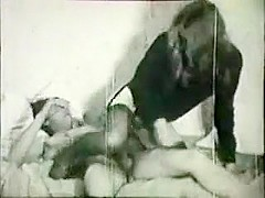 Horny classic sex movie from the Golden Period