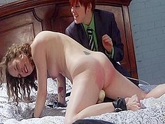 Crazy pornstars Lauren Kiley and Lily Cade in amazing small tits, redhead xxx clip