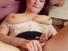 Crazy pornstar Delightful Debi in best brunette, cumshots xxx clip