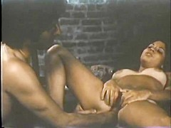 Horny fisting vintage clip with Jennifer Jordan and Kevin Andre