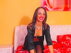 Private show with russian camgirl Nightange1
