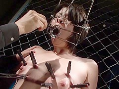 Tsubaki Katou in Abnormal Sexual Desire Demon part 1.2