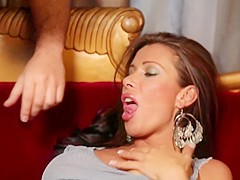 Amazing pornstar AURORA OLIVEIRA in best gaping, latina adult movie