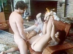 Best latin classic scene with Eric Edwards and Blake Palmer
