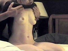 Shy Amateur Wife Has 2 Strong Orgasms!