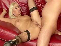 Incredible pornstar Adrianna Russo in amazing blonde, cumshots xxx scene