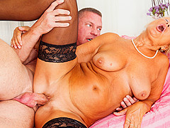 Regi & Dillon A in I Wanna Cum Inside Your Grandma #11 Video