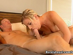 Sami St. Clair in It's Okay! She's My Step Daughter 14 - BarelyLegal