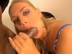 Horny Big Dick movie with DP,Blonde scenes