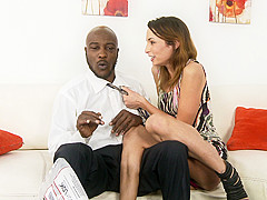 Amber Rayne & Wesley Pipes in My New Black Stepdaddy #14, Scene #02