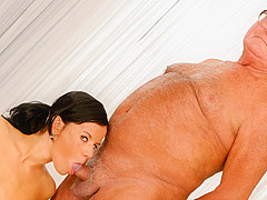 Winnie Franco, Grandpa Cocksthrill in Look At The Old People Fucking #03, Scene #01