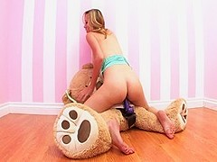 Hottest pornstar Brett Rossi in crazy dildos/toys, hd adult movie