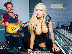 Kayla Green, Luke Hotrod in A Perfect Audition - DigitalPlayground