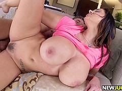Ava Addams is Picture Perfect
