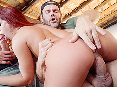 Gala Brown in Nacho's Fucking Warehouse, Scene #04 - EvilAngel