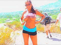 Stacy in Those Double D's Scene 1 - FTVGirls