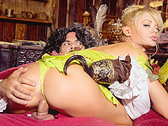 Riley Steele in Peter Pan XXX: An Axel Braun Parody, Scene 2 - Wicked